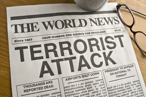 newspaper-with-terrorism-headline